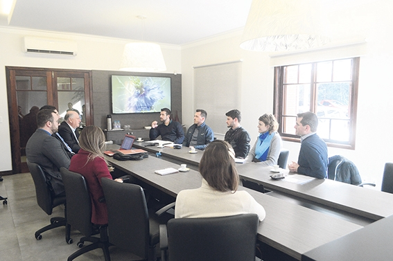 Centro Empresarial realizou uma reunião para auxiliar as empresas que têm sofrido com as quedas de energia elétrica.