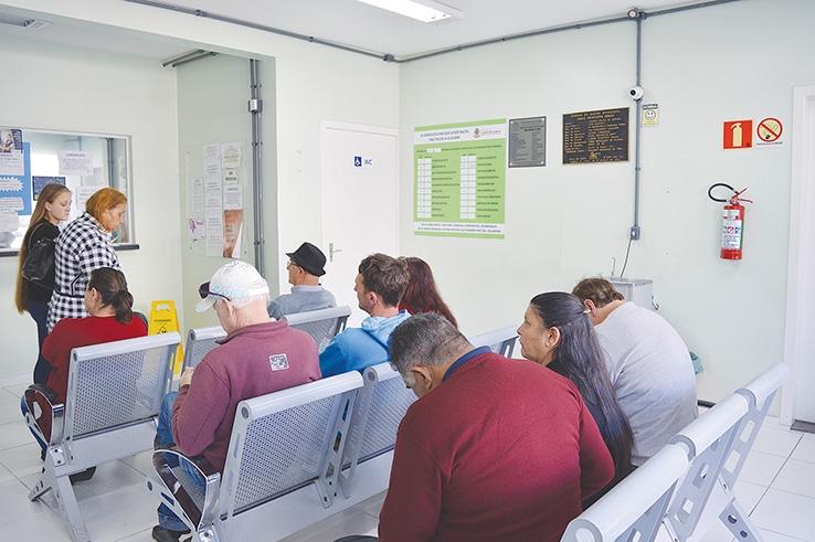 A Secretaria de Saúde lamenta o alto índice de ausência na rede básica e ressalta que cada cidadão precisa fazer a sua parte.